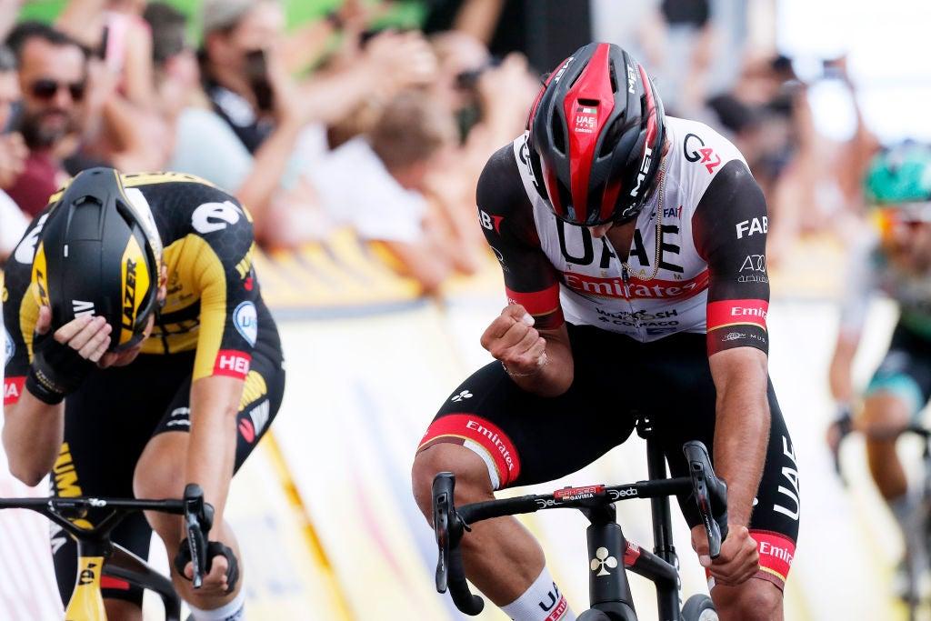 Tour of Poland stage 3: Fernando Gaviria blasts to sprint victory