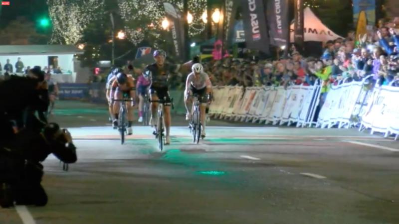 Skylar Schneider et Cory Williams remportent le cinquième tour des États-Unis pour L39ion