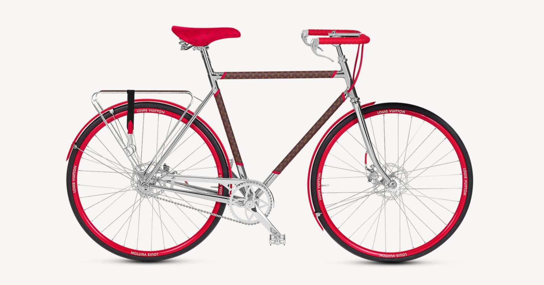 लुई Vuitton US$28,900 की कम, कम कीमत पर बाइक गेम में प्रवेश करता है