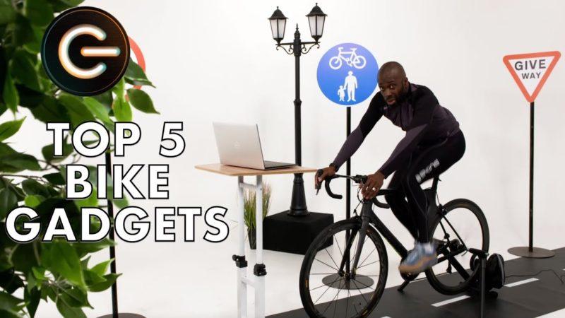 The Top 5 Bike Gadgets | The Gadget Show