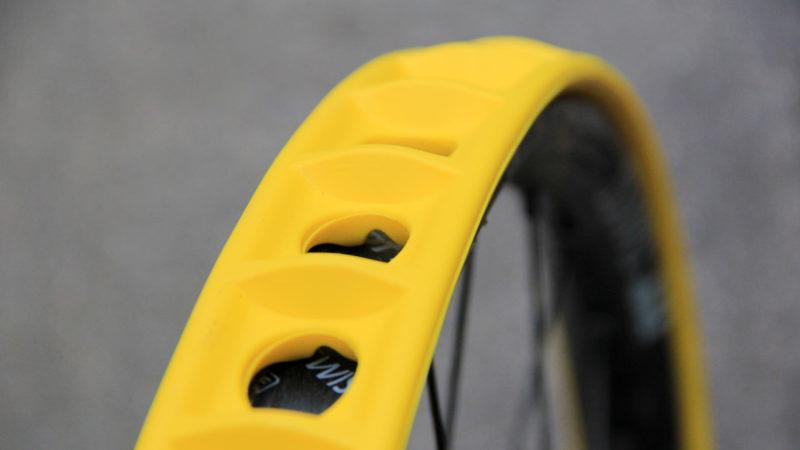 Anmeldelse: RockStop MTB dækindsatser er super lette at montere og tilbyder god fælgbeskyttelse