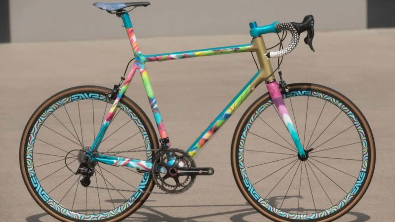 """Manual For Speed """"Reach for the Dream"""" Technicolor Argonaut is for sale at The Pro's Closet"""