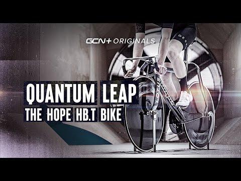 Quantum Leap: Team GB Hope HB.T Track Bike