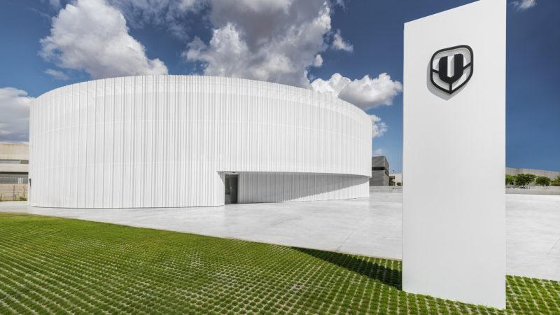 Il nuovo quartier generale a forma di ruota di Mondraker potrebbe aiutarli a raddoppiare la produzione