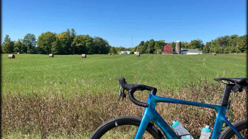 Bikerumor-foto van de dag: Door County, Wisconsin