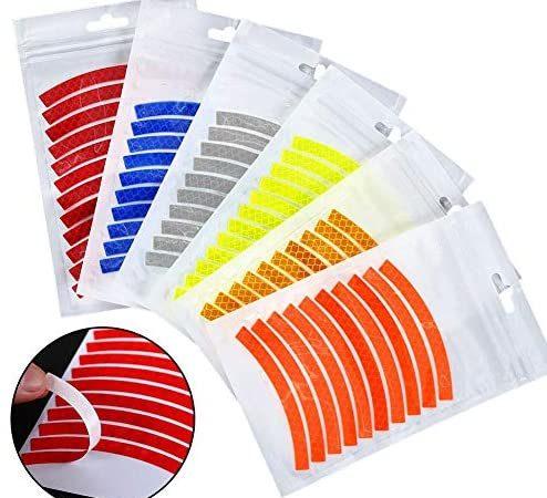 Spoke Reflector Reflecterende Tape Reflecterende Tape Voor Fietsen Reflecterende Sticker Fiets Wheel Spoke Reflector Fiets Wheel Spoke Reflectoren