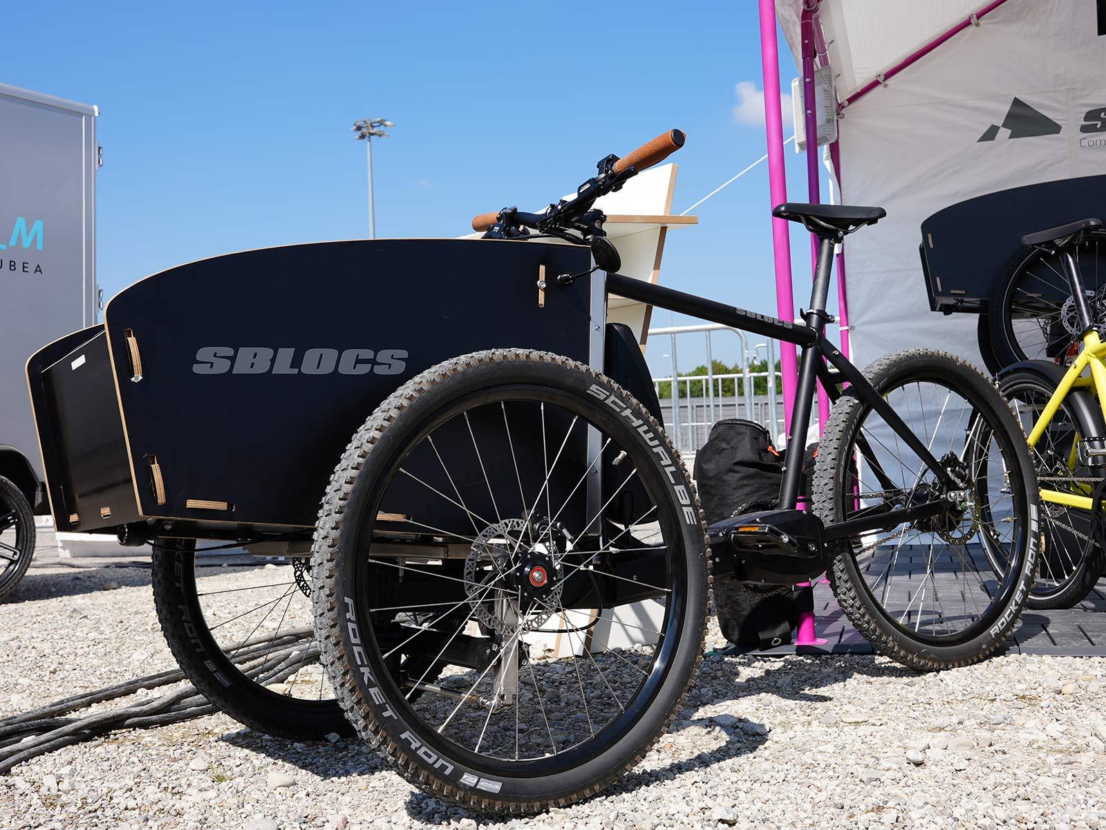 Cargo Bikes får større, dristigere design og teknologi på Eurobike 2021