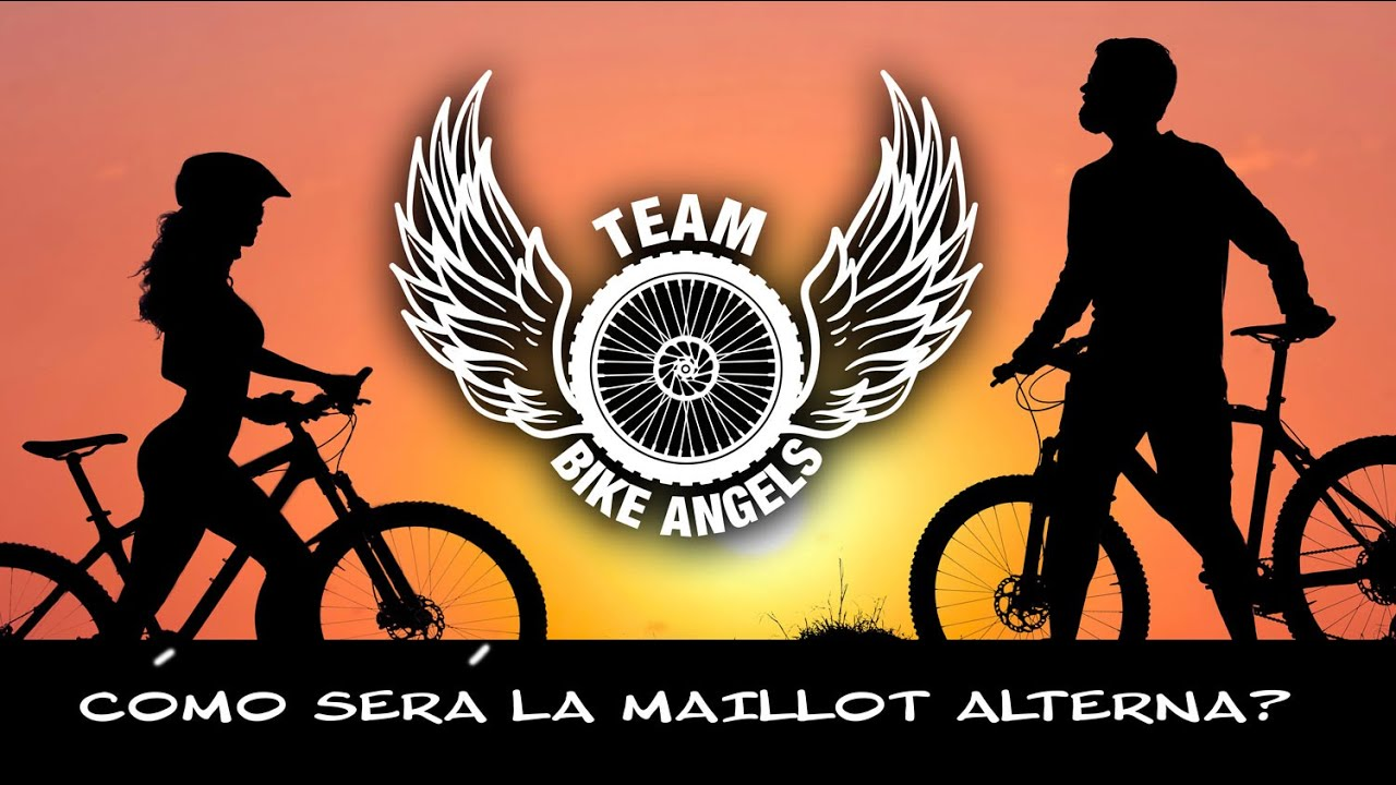 Presentación Maillot Alterna Bike Angels 2021