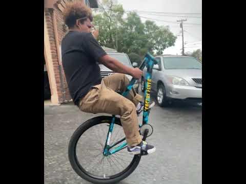 He's Back! Wild Bike Life Action #shorts