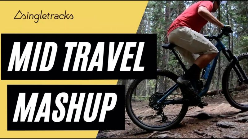 Meet the Trail Bikes and Testers of the 2021 Mid Travel Mashup