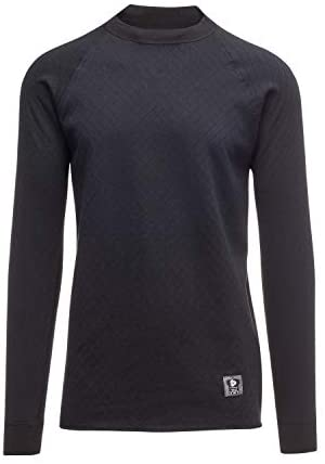 Thermowave 2in1 Dual Layer Crew Neck Wicking Base Layer – Thermo Shirts