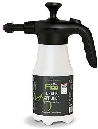 Dr. Wack – F100 Drucksprüher 925 ml (leer) für F100 Fahrradreiniger I Sprühflasche für die einfache und beqeume Fahrrad-Reinigung I Hochwertige Fahrradpflege – Made in Germany