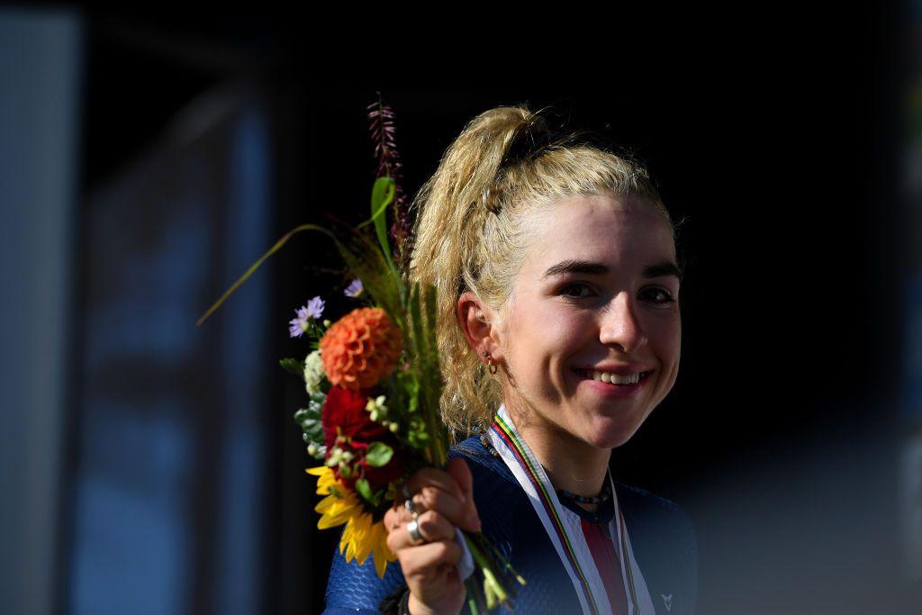 Schmid holt die erste WM-Medaille der USA mit Straßenrennen-Silber