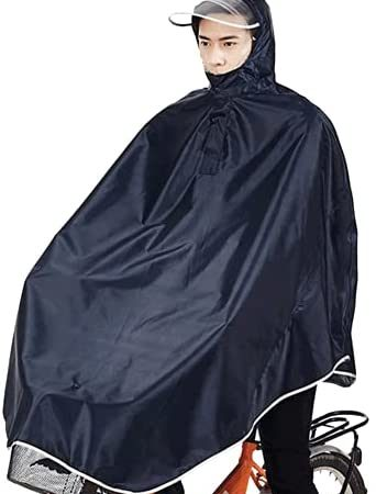 sorliva Winddicht Hooded Fietsen Fiets Regenjas Poncho 1 Pack