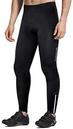 CYCWEAR Men's Cycling Pants,Cycling Pants with 5D Padded, Biking Breathable Tights