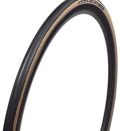 MSC Bikes Road Slick Neumático Bicicleta, Adultos Unisex, Marrón, 700 x 25