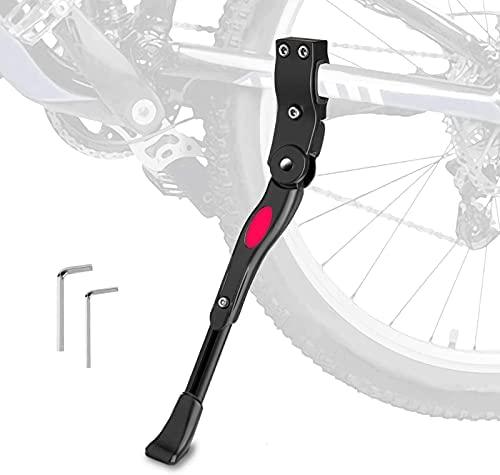 Timertick bequille Velo réglable pour 22-28 Pouces,Accessoires de vélo pour VTT rockrider,Velo de Route,Velo Pliant,Velo pour Enfants