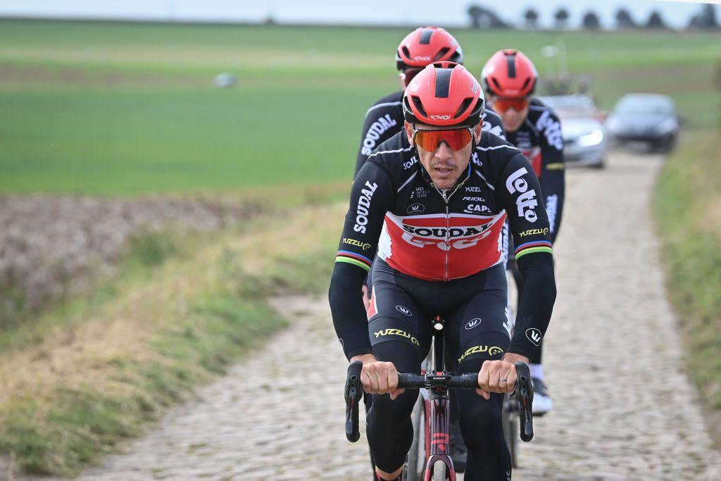 Gilbert: Ik ben niet de favoriet in Parijs-Roubaix