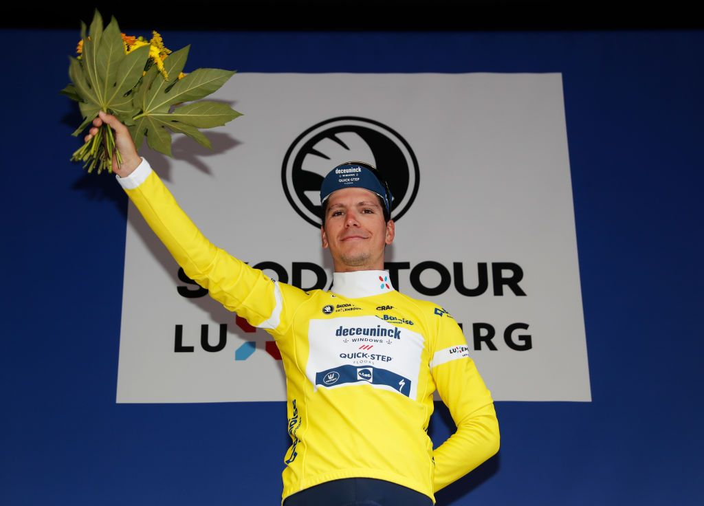 Tour of Luxembourg: Almeida seals overall victory