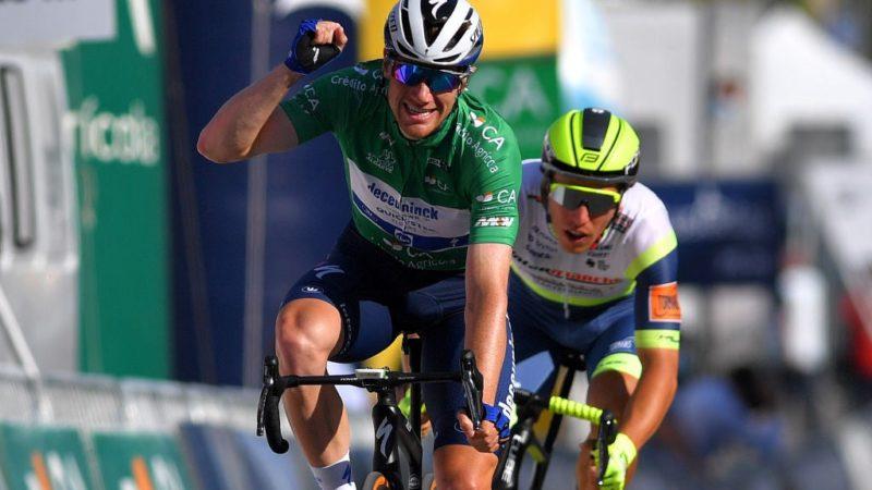 Patrick Lefevere lover fyldt skema for Sam Bennett i sidste løb med Deceuninck-Quick-Step