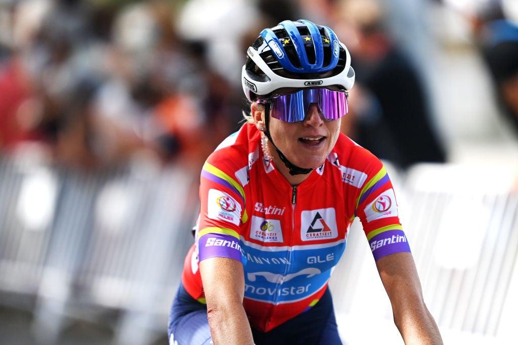 Annemiek van Vleuten harkitsee Pariisin ja Roubaixin alkua