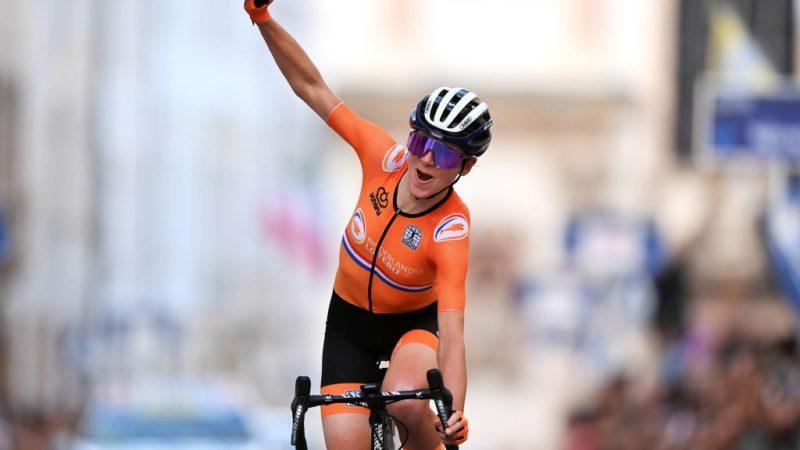Flandre 2021 : Annemiek van Vleuten peut-elle trouver un double arc-en-ciel aux championnats du monde sur route ?