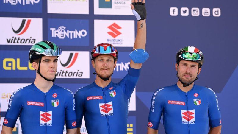 Matteo Trentin og hans igangværende søgen efter regnbuetrøjen