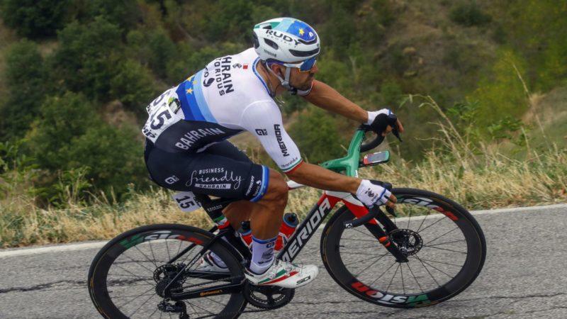 Colbrelli wins Memorial Marco Pantani