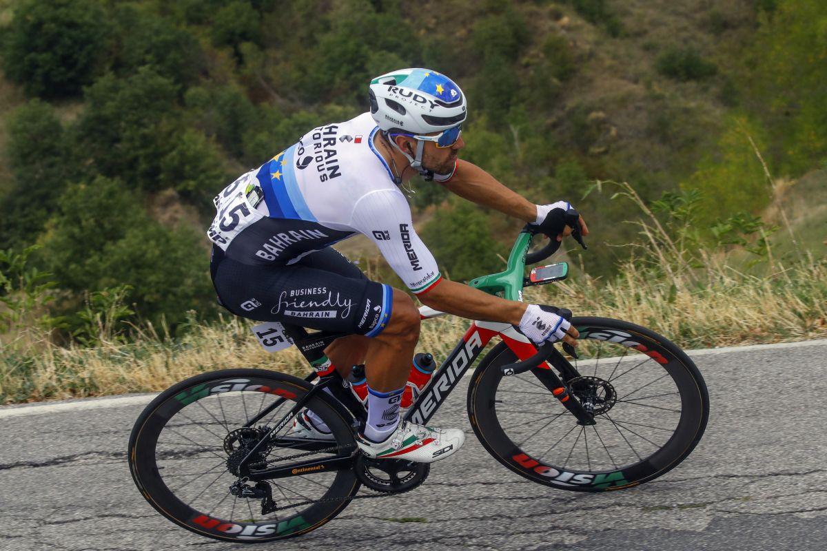 Colbrelli gana el Memorial Marco Pantani