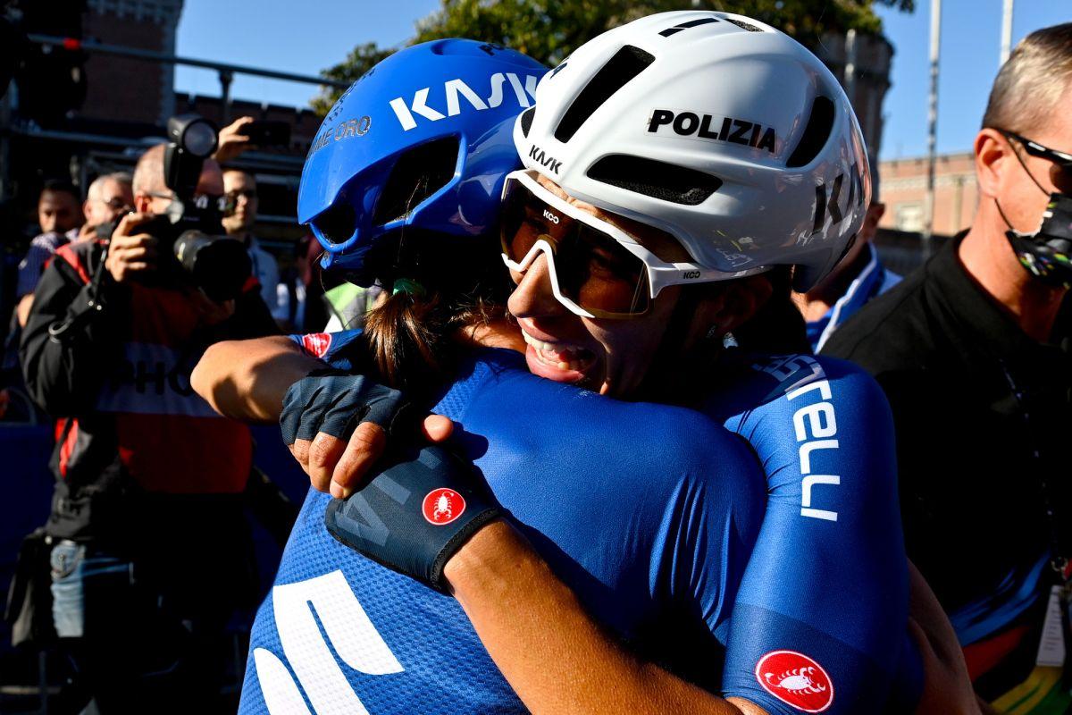 Elisa Balsamo: La vittoria del mondiale è la mia rivincita per la stagione