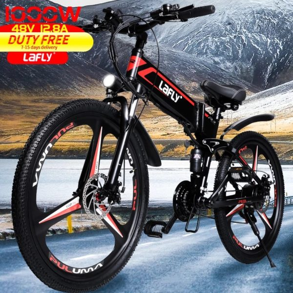 Lafly X3 Electric Folding Bike