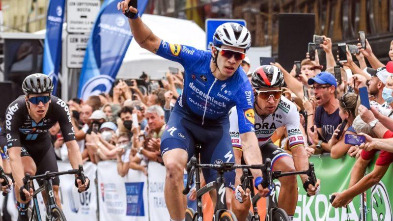Tour of Slovakia: Hodeg wins stage 1