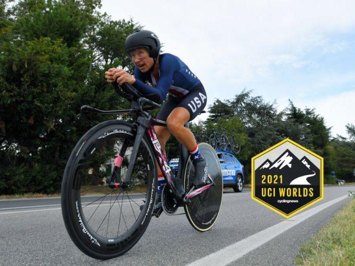 Amber Neben 'locked in' for World Championships time trial despite recent crash