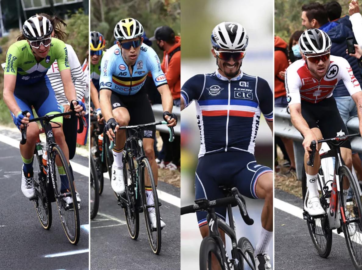 UCI Road World Championships 2021: Mens' Elite Road Race – Live Coverage