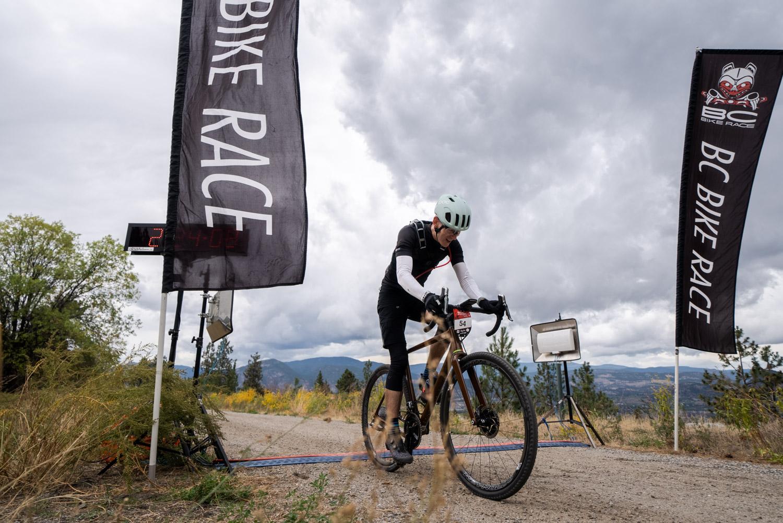 ¡Ha comenzado la primera BC Bike Race Gravel Explorer!
