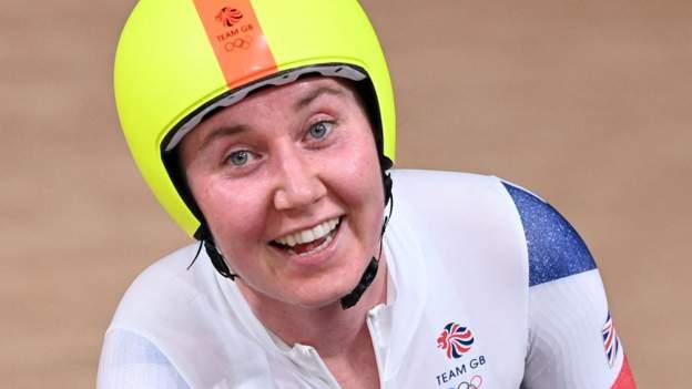 מסלול אליפות העולם באופניים: קייטי ארצ'יבלד כותרות נבחרת GB