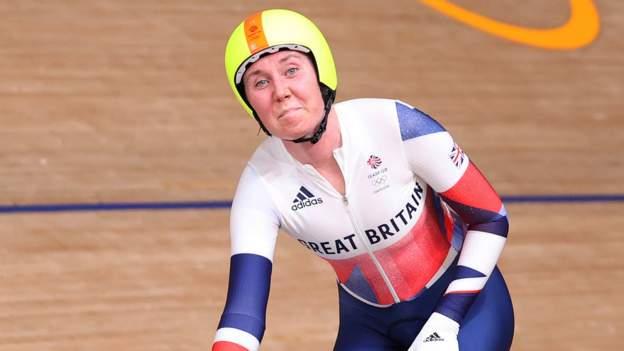Wereldkampioenschappen baanwielrennen: GB's Katie Archibald wint zilver in puntenkoers