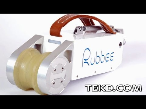 Make Your Bike an E-Bike with Rubbee