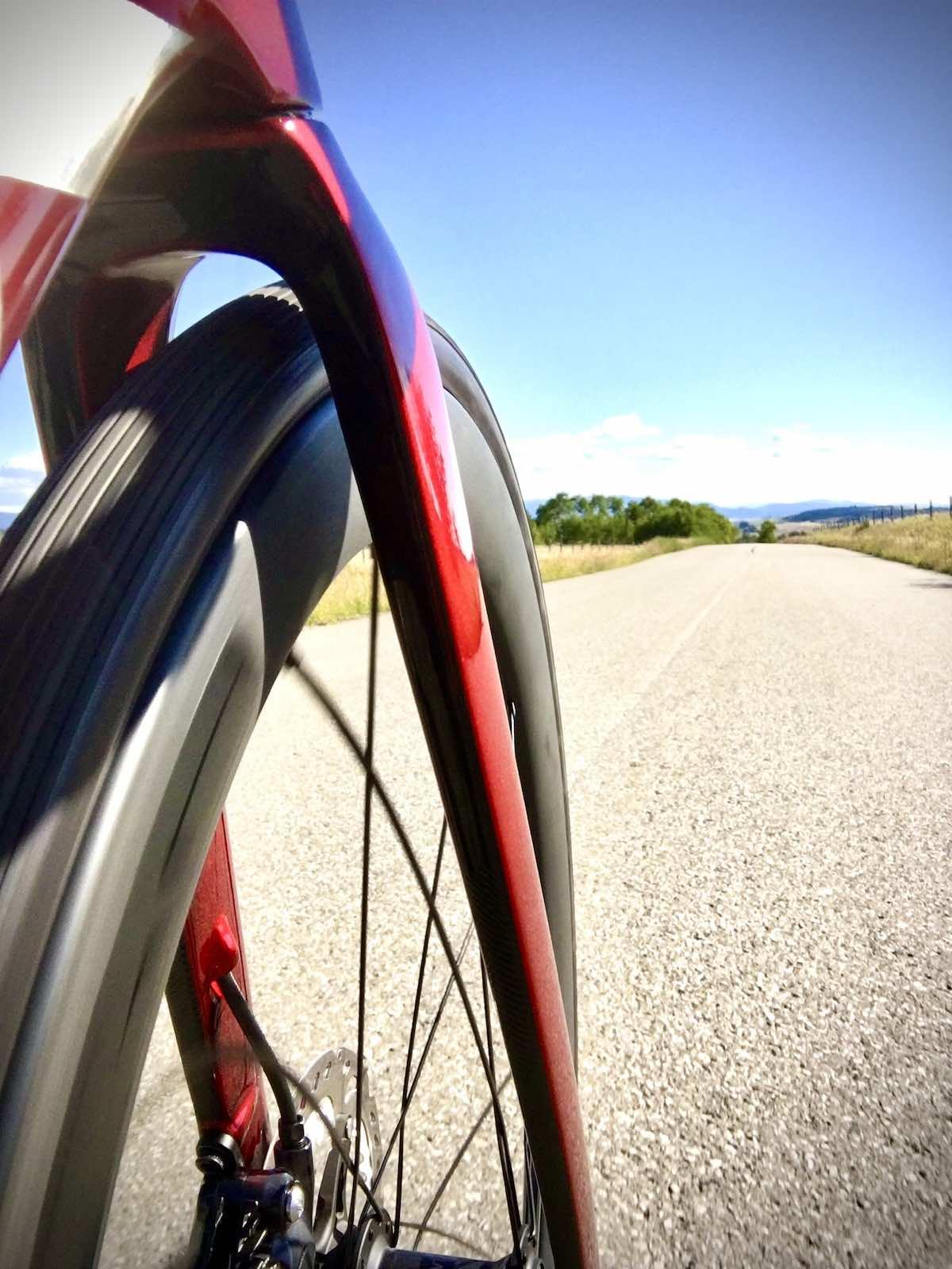 Bikerumor Pic Of The Day: Long Lake Road, British Columbia