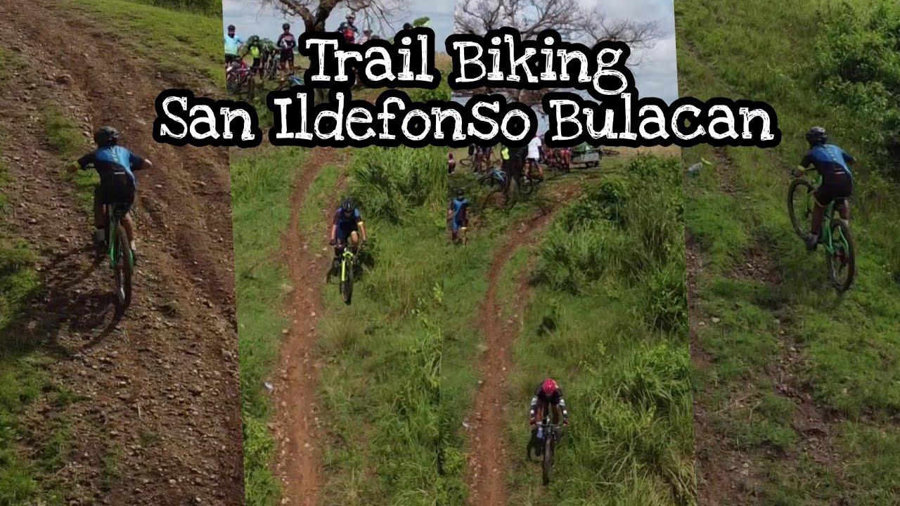 TRAIL BIKING – SAN ILDEFONSO, BULACAN