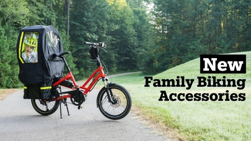 Tern Family Biking Accessories