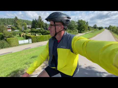 First day of biking in Austria (X-rated!)