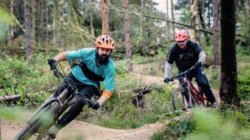 Komoot Pioneers | Mountain biking in the Peak District