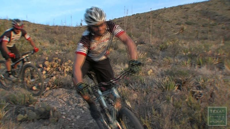 Mountain Biking at Franklin Mountains State Park – Texas Parks and Wildlife [Official]