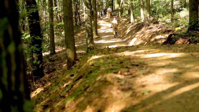 Awesome Mountain Biking Trails | Summit Bechtel Reserve | Boy Scouts | West Virginia