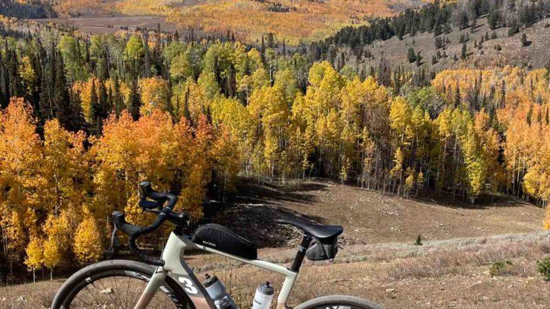 Günün Bikerumor Resmi: Uinta Dağları, Utah