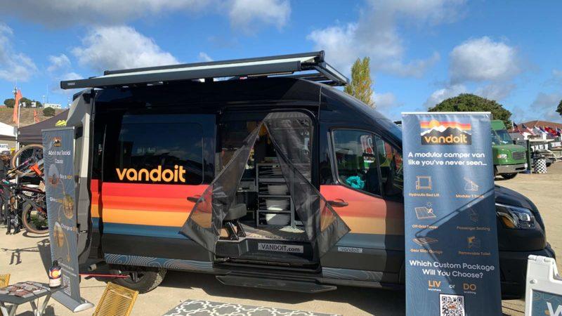 VanLife Mega Roundup: Custom camper vans, trailers & overland gear from Sea Otter