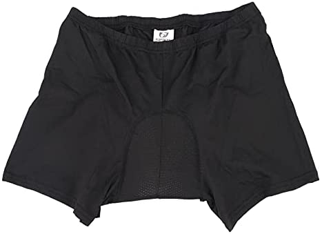 wivarra Fietsbroek Fietsen Sport Ondergoed Compressie Panty Fietsbroek Gel Ondergoed Mannen En Vrouwen Rijden Bike Shorts XXL