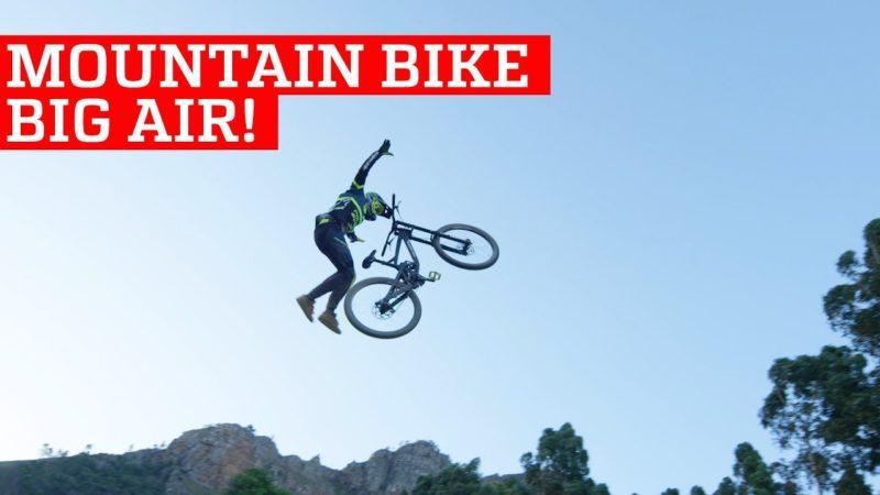 Big Air Mountain Biking | Best of DarkFEST 2018!