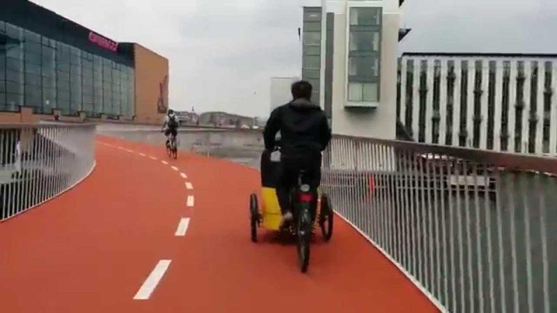 Biking in Copenhagen, Cykelslangen